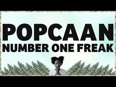Popcaan - Number One Freak (Produced by Jamie YVP) - OFFICIAL LYRIC VIDEO