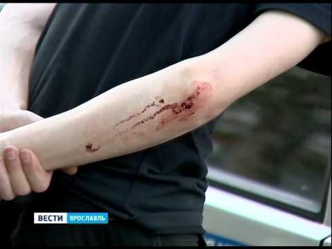 В Заволжском районе Ярославля девочка стала виновницей крупной аварии