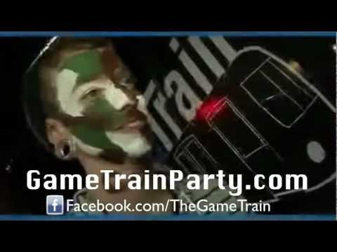 Party Bus Dayton | Game Train Limo Bus