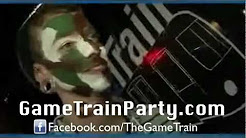 Party Bus Dayton | Game Train Limo Bus