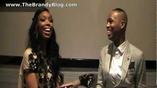 Brandy Blog Interview with Brandy, (Interview w/ Vaughn Alvarez)