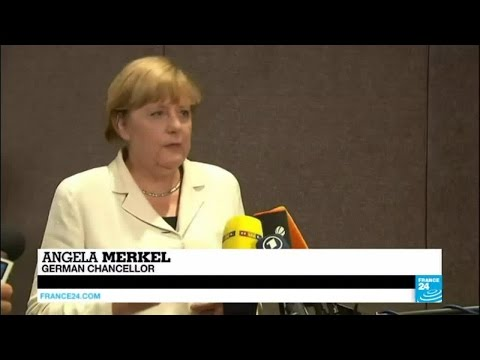 """Germany: anti-migrant party beats Merkel in her stronghold, """"a slap in the face"""""""