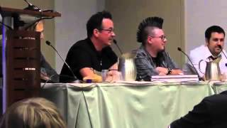 Kevin  Eastman talks new 2014 Teenage Mutant Ninja Turtles Movie!