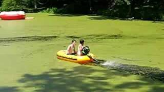 Xtreme Homemade Speed Boat #2