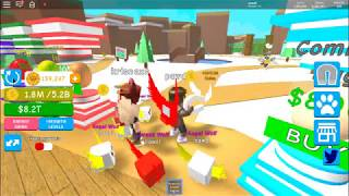 PIERWSZY ODCINEK ROBLOX!!! (simulador de imán)