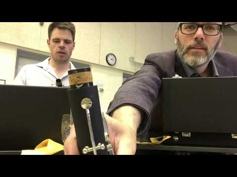 Unboxing the Monoprice Bb Clarinet with Jim and Carter