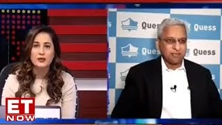 Quess Corp CEO Ajit Isaac On Buying Monster.com & HCL Infosystems