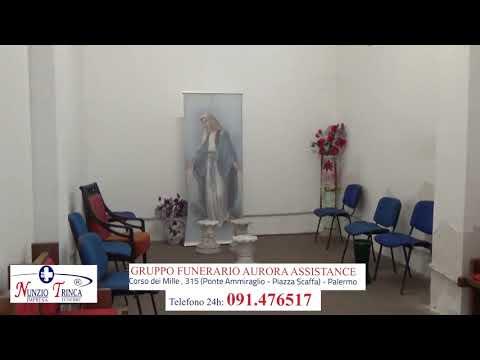SPOT TV pubblicità Onoranze Funebri NUNZIO TRINCA Funeral Home Funeral branding Marketing Social