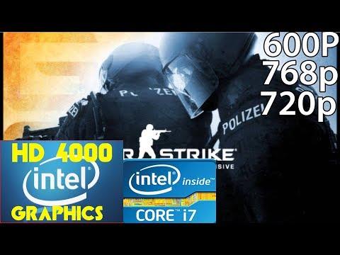 Counter-Strike: Global Offensive Intel HD 4000 U0026 Intel I7-3770