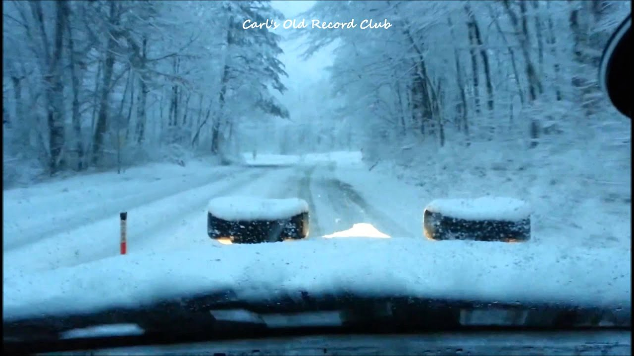 I Ll Be Home For Christmas 1988.Chris Rea Driving Home For Christmas 1986