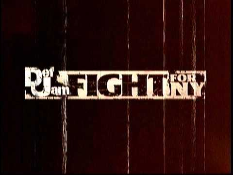 Def Jam Fight for NY C.O.M.P Loading Theme Arranged Looped