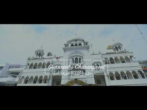 Best Sikh wedding teaser || Gurpreet kaur and Charanpreet singh dhillon || Unconditional love ♡