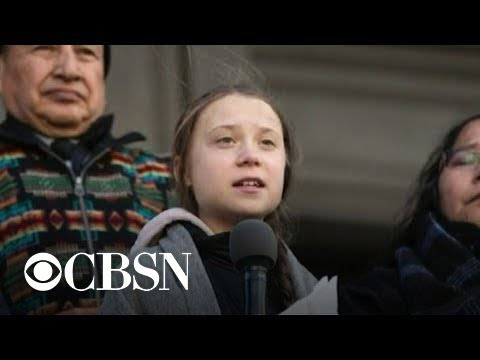 Greta Thunberg sailing back to Europe