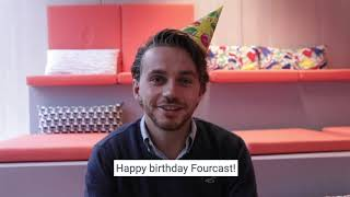 Gambar cover 5 Years of being a Google Cloud partner - Happy birthday Fourcast!