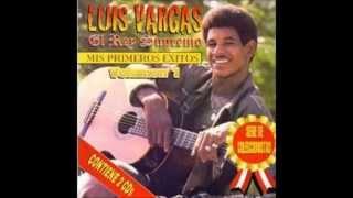 """Luis Vargas """"El Problema De Mireya"""""""