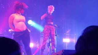 Grimes World Princess Part II Barclays Center NYC 6 14 15