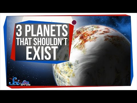 Video image: 3 Planets That Shouldn't Exist