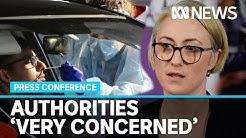 Authorities 'very concerned' as Victoria records 41 new coronavirus cases overnight | ABC News