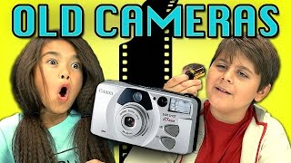 Video KIDS REACT TO OLD CAMERAS download MP3, 3GP, MP4, WEBM, AVI, FLV Desember 2017