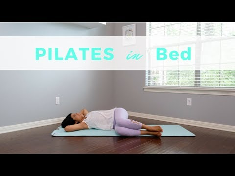 Pilates in Bed | Pilates Nest