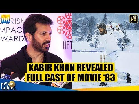 Kabir Khan Revealed Ranveer Singh's Upcoming Movie 83' Full CAST Mp3