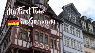 Video FRANKFURT, GERMANY | The Medieval Altstadt, Goethe's Home, German Apple Wine 🇩🇪 download MP3, 3GP, MP4, WEBM, AVI, FLV September 2018