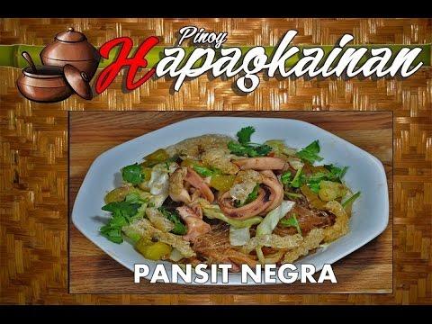 how to make pancit malabon panlasang pinoy