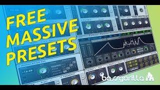 Free Massive Presets [1000's of Presets!]