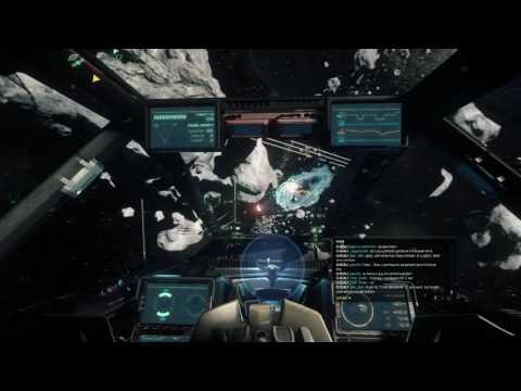 STAR CITIZEN - Hornet Ghost Ambush Connie @ Grim Hex