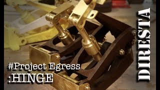 DiResta #ProjectEgress: HINGE