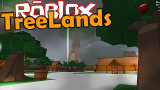 OUR OWN TREE HOUSE!  | TreeLands [1] | ROBLOX #47