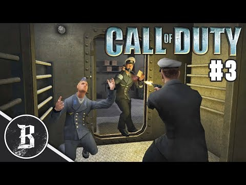 INFILTRATING THE SHIP | Call of Duty Campaign Walkthrough #3