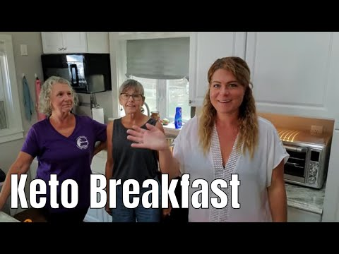 keto-sausage,-egg-&-cheese-biscuits---easy-keto-breakfast-recipe