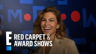 Eva Mendes Gushes Over Her Young Kids and Ryan Gosling | E! Red Carpet & Award Shows