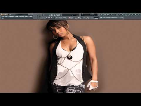 Keri Hilson Feat. Nelly - Lose Control - [FLP Download] - [Remake/Instrumental] - [FL Studio]