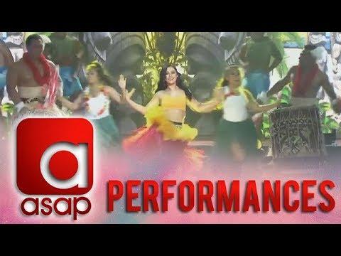 ASAP: Maja Salvador performs with the Polynesian Cultural Center Dancers