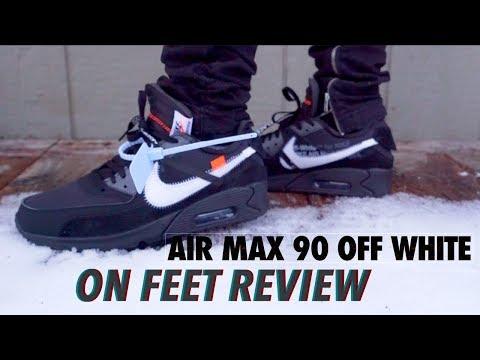 sale retailer 4b1d7 25915 AIR MAX 90 OFF WHITE
