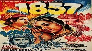 1857 Hindi Full Movie | Suraiya Movies| Madan Puri Movies | Classic Hindi Movies