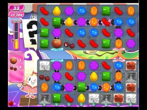 Candy Crush Saga Level 660