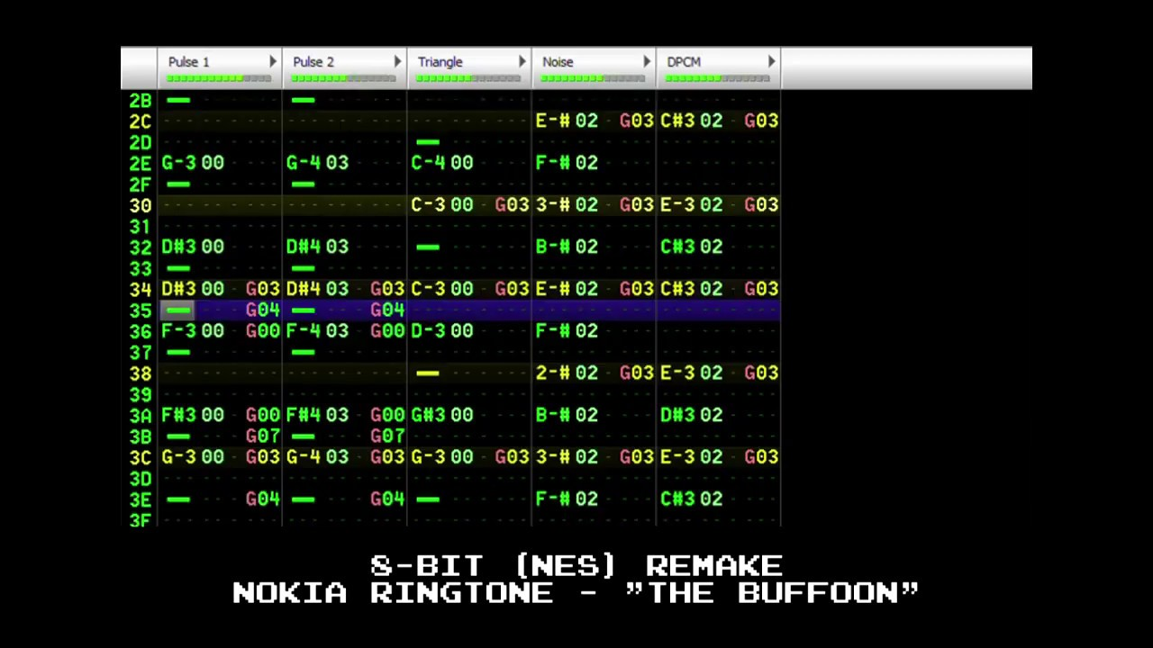 nokia ringtone 8 bit