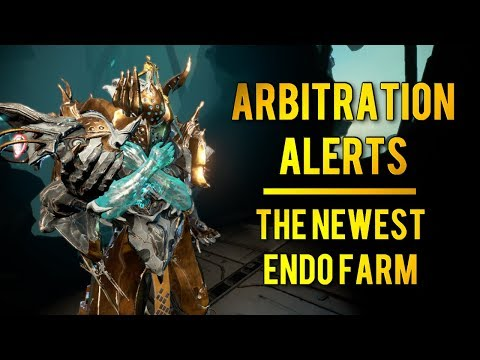 Warframe: ARBITRATIONS GUIDE   A NEW WAY TO FARM ENDO