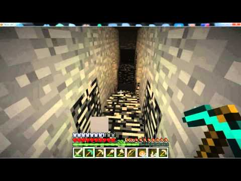 ~Lets Play w/ Toxic Cow & Acecat Minecraft Dual Survival Day 16