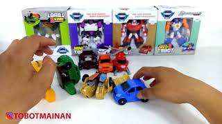 Mainan Tobot Giga 7 Toys X Y Z D K T V Car Robot Transformers
