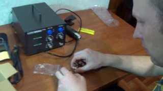 Распаковка паяльной станции Lukey 852D+FAN(, 2014-02-17T17:52:27.000Z)