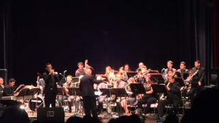 "Barquisimeto Big Band Jazz: ""Rocks in my Bed"" de Duke Ellington"
