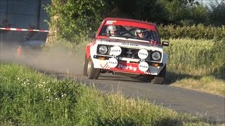 Ypres Historic Rally 2018 SHAKEDOWN