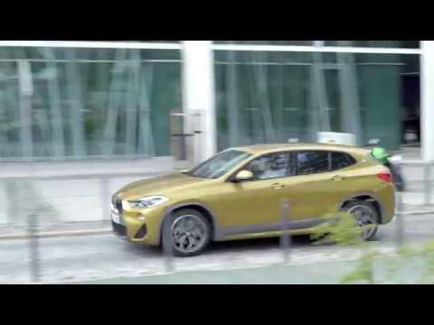 The BMW X2 – On location Lisbon