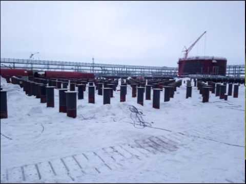 Работа на Севере вахтовым методом