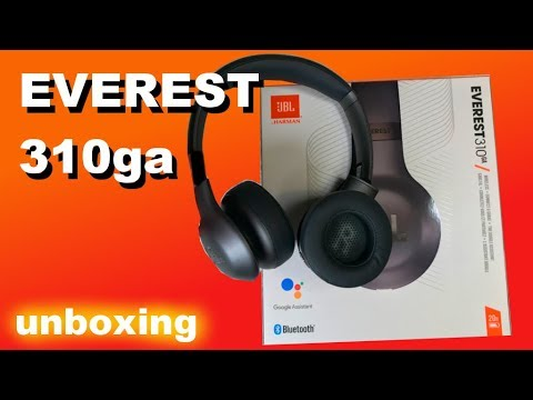 35178554072 JBL Everest 310GA - unboxing - YouTube