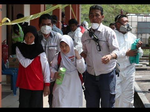 Jumlah mangsa terhidu gas kimia berbahaya terus meningkat